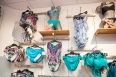 Head for the beach in swimwear by Kenneth Cole Reaction and 24th & Ocean (available in Missy and Plus sizes) in Lingerie